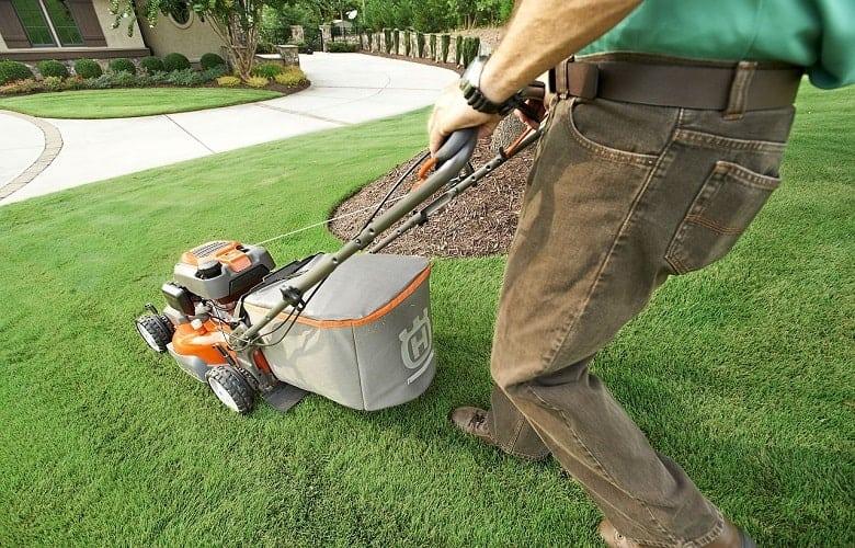 Quietest Lawn mower